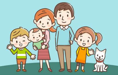políticas de familia
