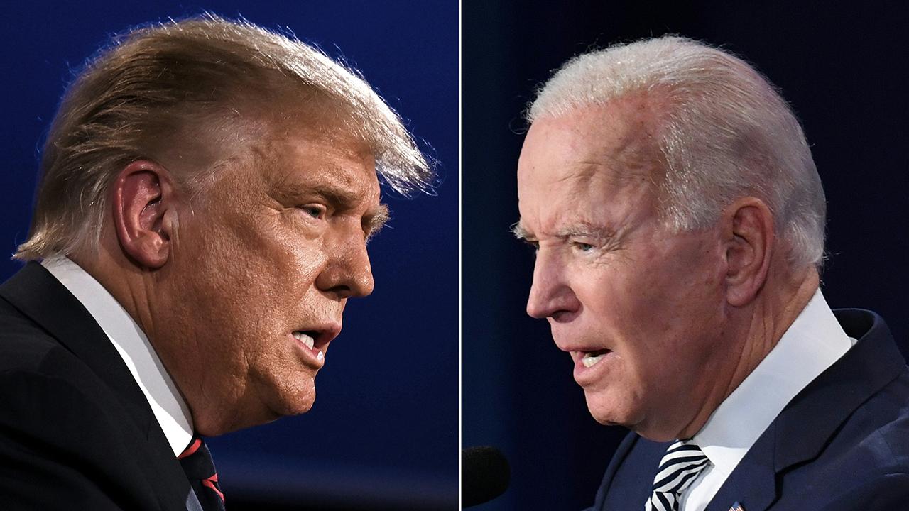 La aprobación a Biden de los grupos religiosos estadounidenses son un reflejo de la de Trump