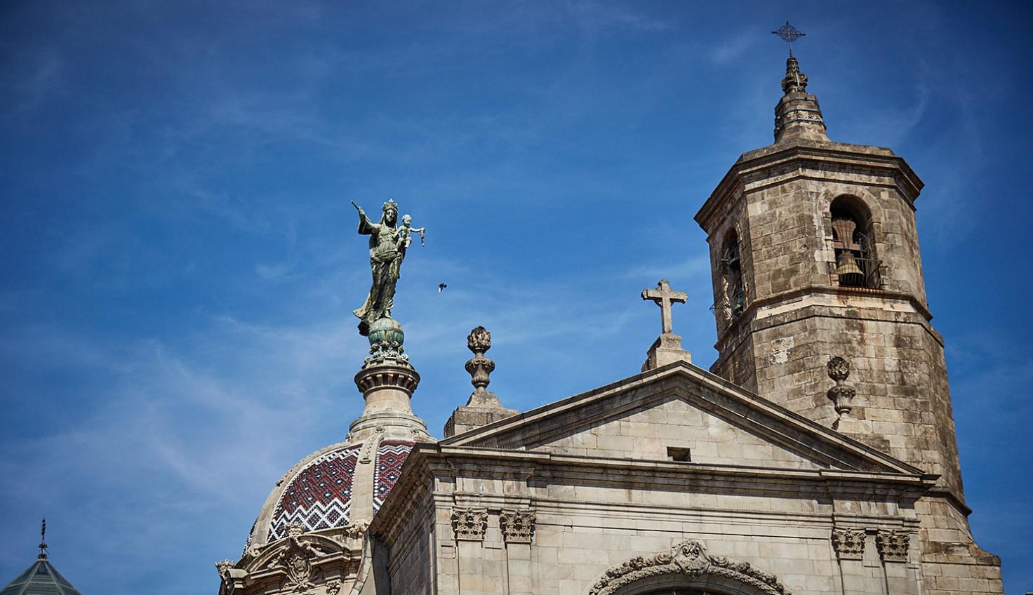 Basílica de la Virgen de la Mercè