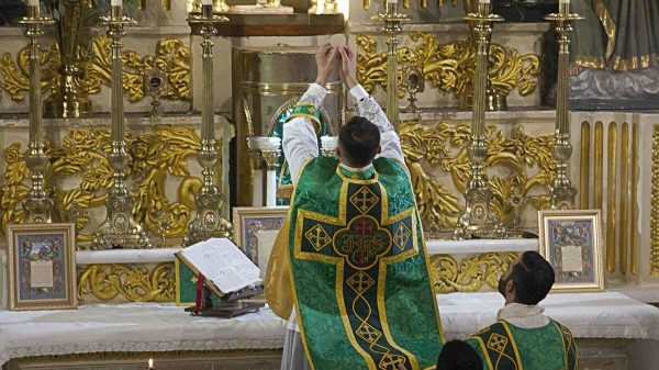 misa en latín