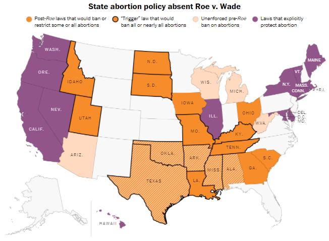 aborto en Estados Unidos