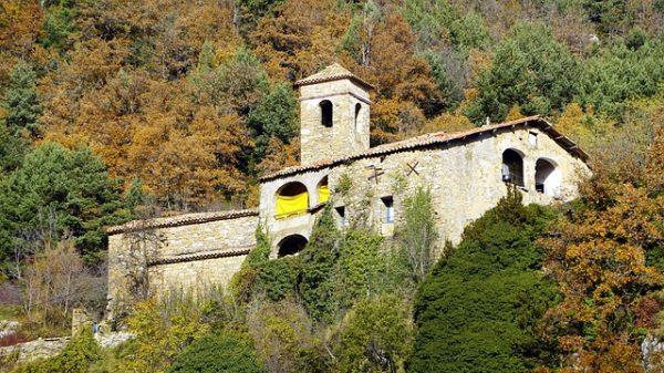 Iglesia en Cataluña