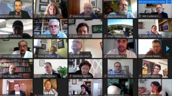 II Encuentro Internacional de Políticos Católicos